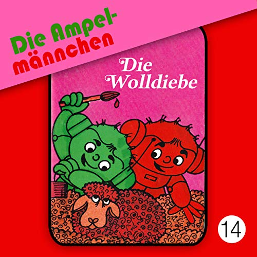 Ampelmännchen (14) Die Wolldiebe - Karusell 198? / maritim / AllEars 2018
