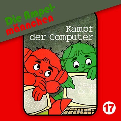 Ampelmännchen (17) Kampf der Computer - Karusell 198? / maritim / AllEars 2018