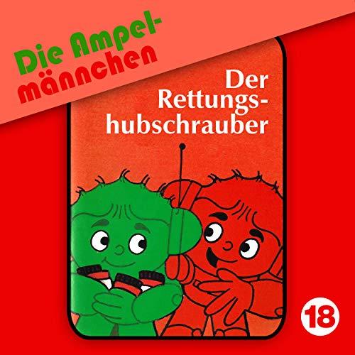 Ampelmännchen (18) Der Rettungshubschrauber - Karusell 198? / maritim / AllEars 2018