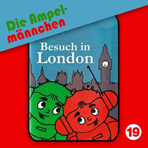 Ampelmännchen (19) Besuch in London - Karusell 198? / maritim / AllEars 2018