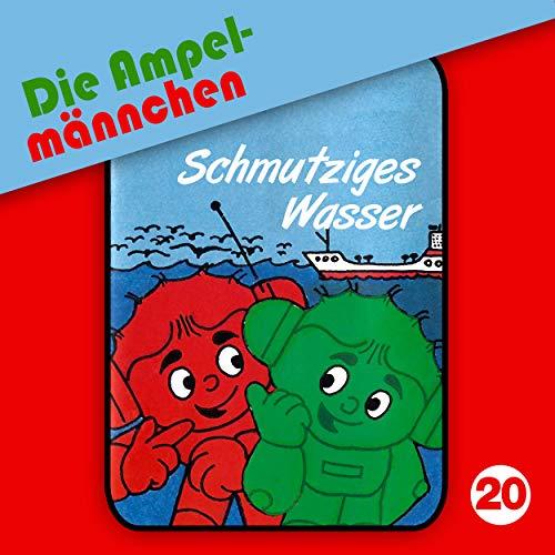 Ampelmännchen (20) Schmutziges Wasser - Karusell 198? / maritim / AllEars 2018