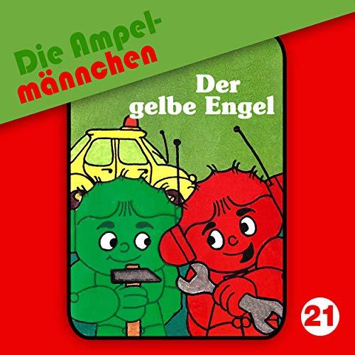 Ampelmännchen (21) Gelbe Engel - Karusell 198? / maritim / AllEars 2018