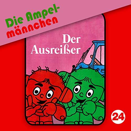 Ampelmännchen (24) Der Ausreißer - Karusell 198? / maritim / AllEars 2018