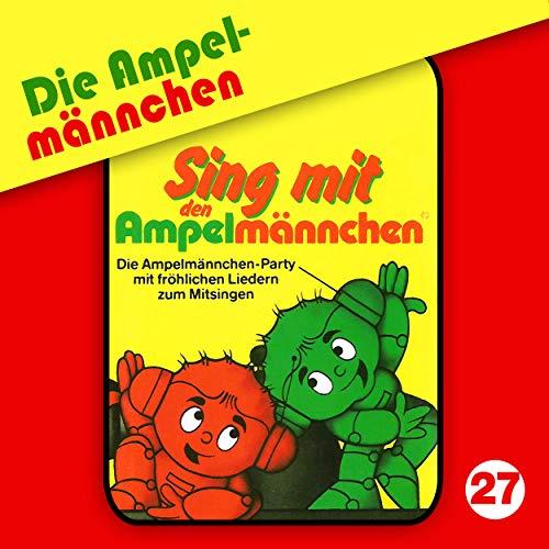Ampelmännchen (27) Sing mit den Ampelmännchen - Karusell 198? / maritim / AllEars 2018