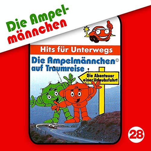 Ampelmännchen (28) Ampelmännchen auf Traumreise - Karusell 198? / maritim / AllEars 2018