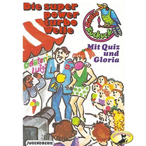 Radio Kuckuck - Mit Quiz und Gloria - Märchenland 1984 / Maritim / AllEars 2019