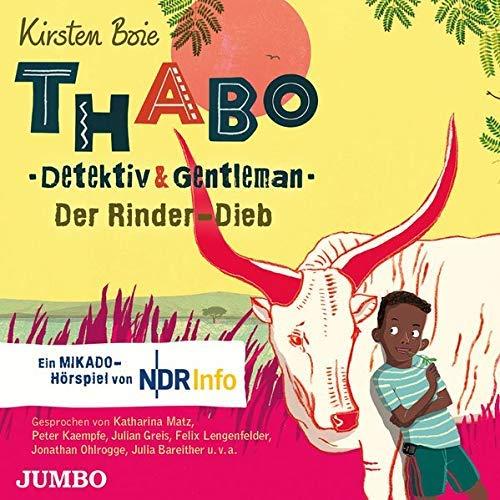 Thabo - Detektiv und Genleman (3) Der Rinderdieb - NDR 2019 / Jumbo 2019