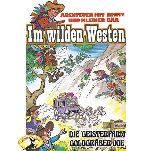 Abenteuer im Wilden Westen (2) Die Geisterfarm - Goldgräber Joe - Märchenland 19?? / Maritim / AllEars 2018