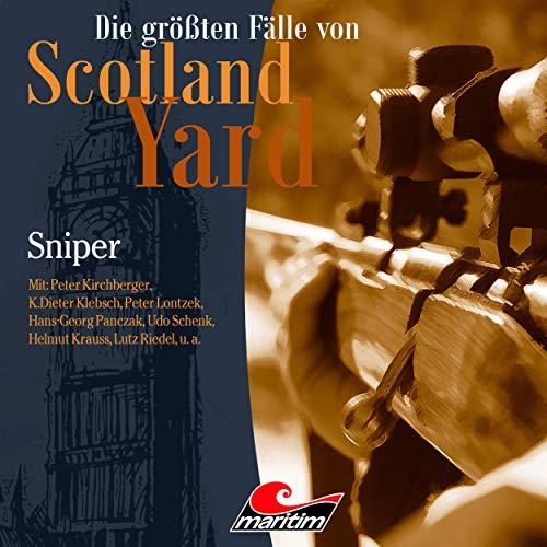 Die größten Fälle von Scotland Yard (37) Sniper - Maritim 2019