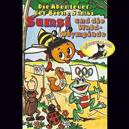 Die Abenteuer der Biene Sumsi (3) Sumsi und die Wald-Olympiade - Märchenland 1979 / AllEars 2019