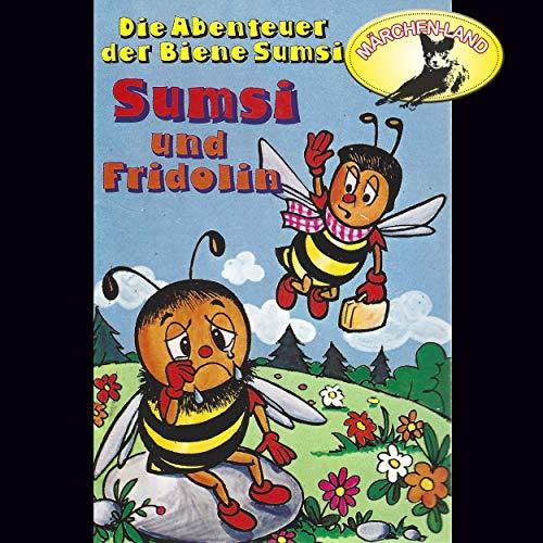 Die Abenteuer der Biene Sumsi (4) Sumsi und Fridolin / Sumsi erlebt allerlei - Märchenland 1979 / AllEars 2019