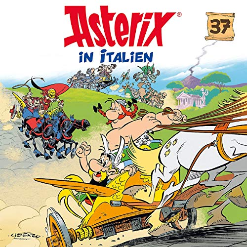 Asterix (37) Asterix in Italien - Karussell 2019