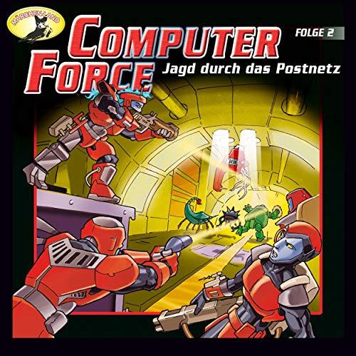 Computer Force (2) Jagd durch das Postnetz - Märchenland 1990 / AllEars 2019