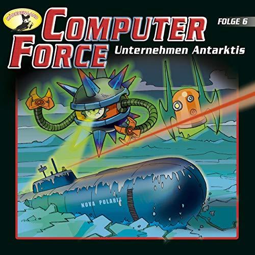 Computer Force (6) Unternehmen Antarktis - Märchenland 1991 / AllEars 2019