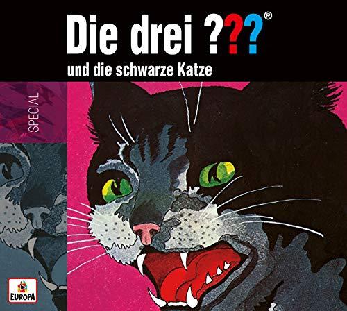 Die drei ??? (SE) Die drei ??? und die schwarze Katze - Europa 2019