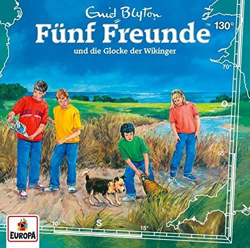 Fünf Freunde (130) Fünf Freunde und die Glocke der Wikinger - Europa 2019