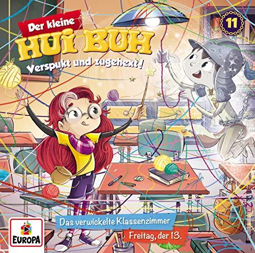 Der kleine Hui Buh (11) Das verwickelte Klassenzimmer / Freitag,der 13. - Europa 2019