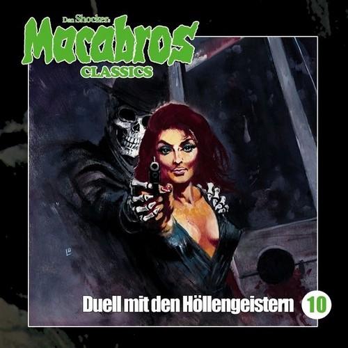 Macabros Classics (10) Duell mit den Höllengeistern - Winterzeit 2019
