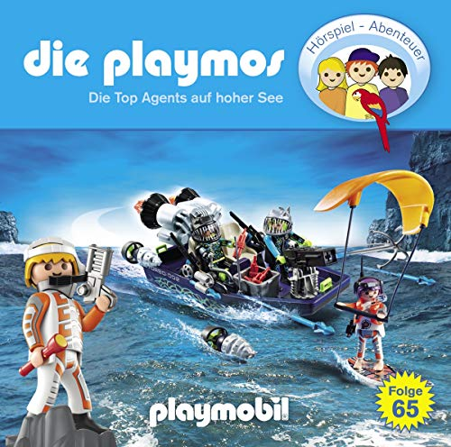 Playmos (65) Top Agents auf hoher See - floff 2019