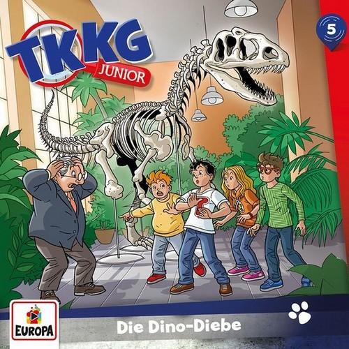 TKKG Junior (5) Die Dino-Diebe - Europa 2019