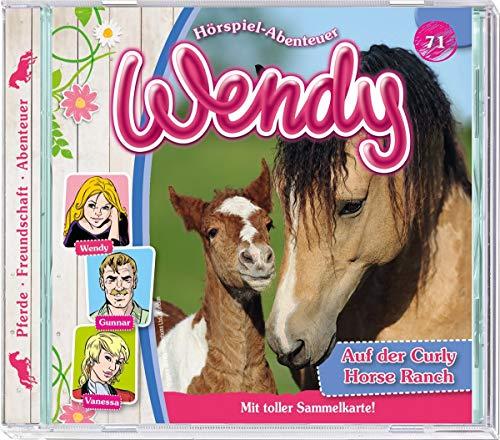 Wendy (71) Auf der Curly-Horse-Ranch - Kiddinx 2019