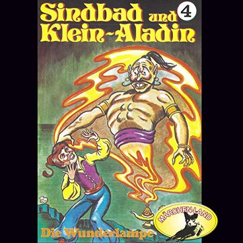 Sindbad und Klein-Aladin (4) Die Wunderlampe - Märchenland 1978 / AllEars 2019