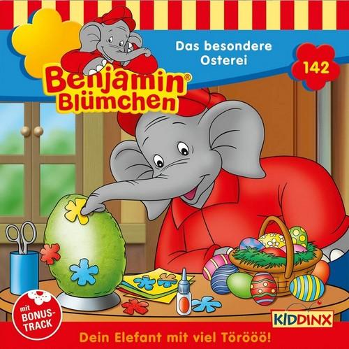 Benjamin Blümchen (142) Das besondere Osterei - Kiddinx 2019