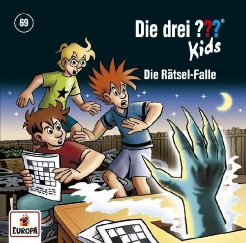 Die drei ??? Kids (69) Die Rätsel-Falle - Europa 2019