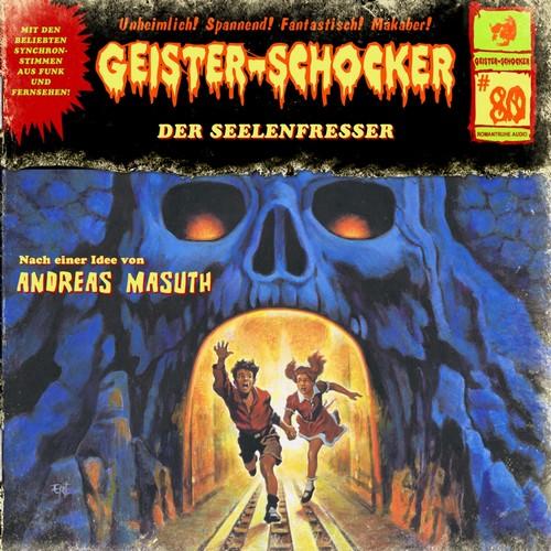 Geister-Schocker (80) Der Seelenfresser - Romantruhe 2019