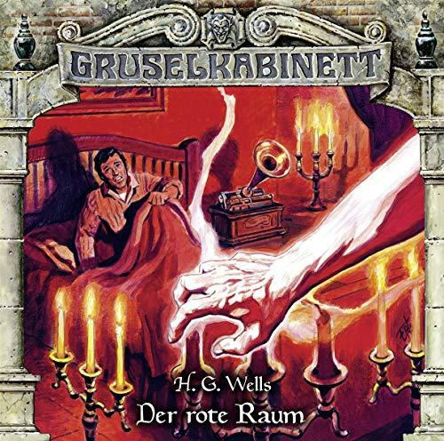 Gruselkabinett (146) Der rote Raum - Titania Medien 2019