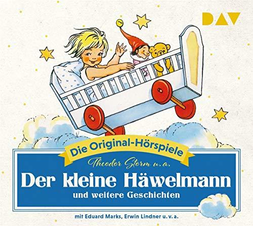 Der kleine Häwelmann und weitere Geschichten (Theodor Storm, Carlo Collodi, u. a. ) DAV 2019