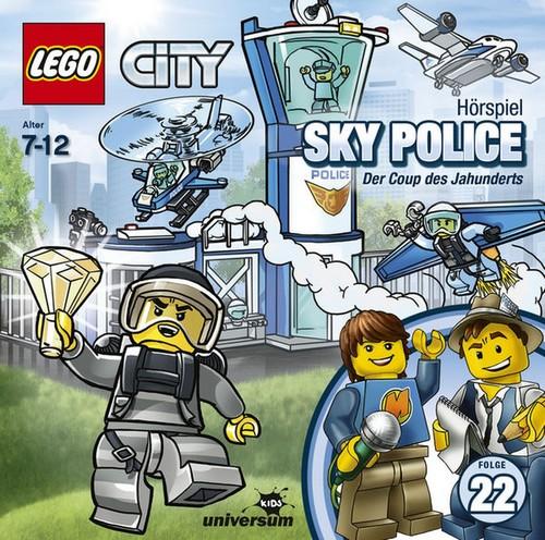Lego City (22) Sky Police - Universum-Film 2019
