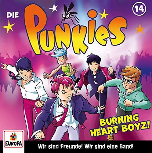 Die Punkies (14) Burning Heart Boyz - Europa 2019