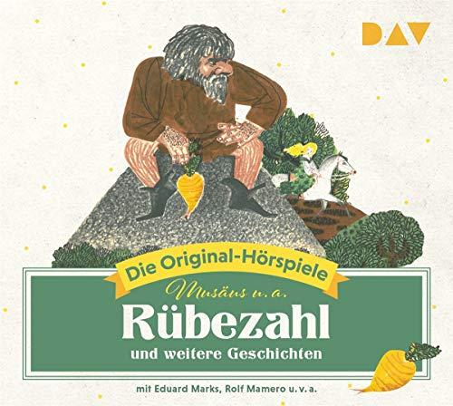 Rübezahl (J. K. A. Musäus, Daniel Dafoe, u. a. ) DAV 2019