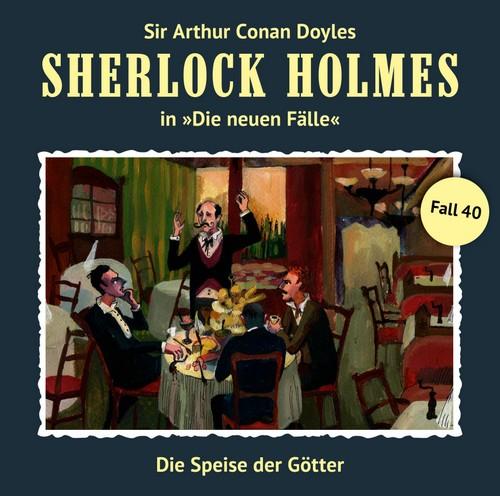 Sherlock Holmes - Die neuen Fälle (40) Die Speise der Götter - Romantruhe 2019