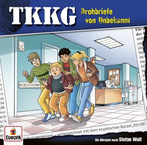 TKKG (209) Drohbriefe von Unbekannt - Europa 2019