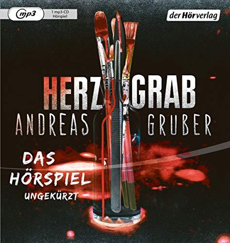 Herzgrab  (Andreas Gruber ) Audible / Der Hörverlag 2019