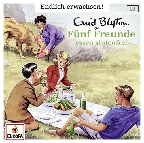 Fünf Freunde - endlich erwachsen (1) Fünf Freunde essen glutenfrei - Europa 2019