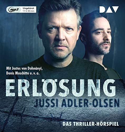 Carl Mork - Sonderdezernat Q (3) Erlösung  (Jussi Adler-Olsen) Audible / DAV 2019