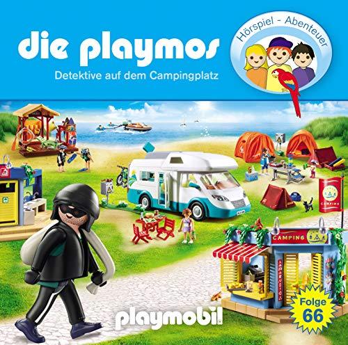 Die Playmos (66) Detektive auf dem Campingplatz - floff 2019