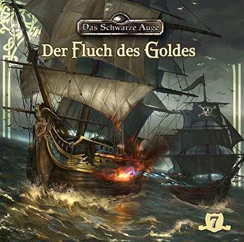 Das schwarze Auge (7) Der Fluch des Goldes  - Winterzeit/Audionarchie 2019
