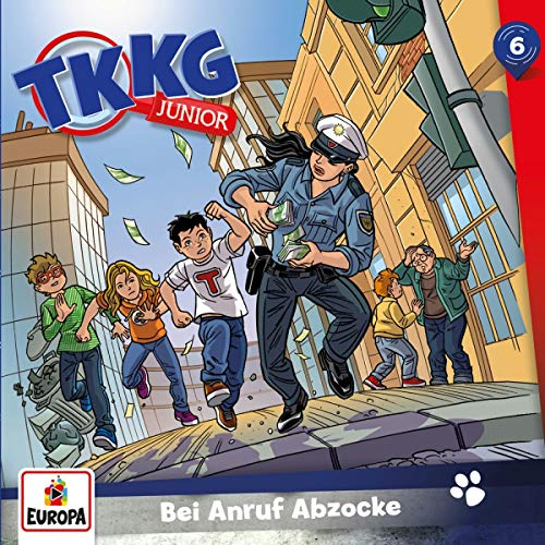 TKKG Junior (6) Bei Anruf Abzocke - Europa 2019