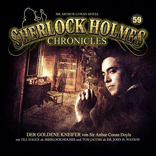 Sherlock Holmes Chronicles (59) Der goldene Kneifer - Winterzeit 2018