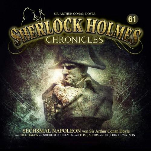 Sherlock Holmes Chronicles (61) Sechsmal Napoleon - Winterzeit 2019