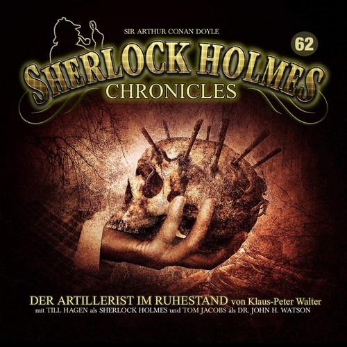 Sherlock Holmes Chronicles (62) Der Artillerist im Ruhestand - Winterzeit 2019