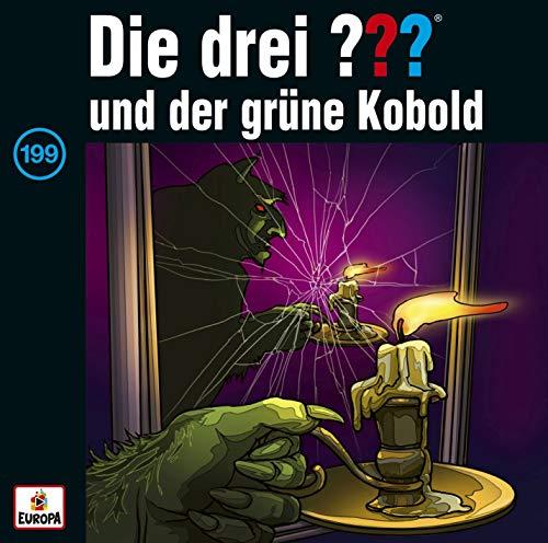 Die drei ??? (199) und der grüne Kobold  - Europa 2019