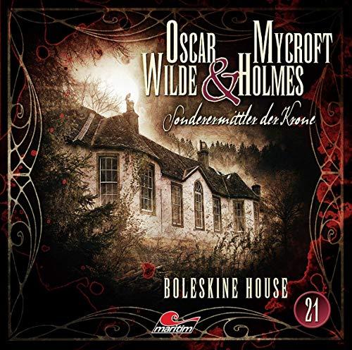 Oscar Wilde und Mycroft Holmes (21) Boleskine House  - Maritim 2019