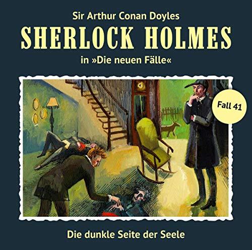 Sherlock Holmes - Die neuen Fälle (41) Die dunkle Seite der Seele  - Romantruhe 2019