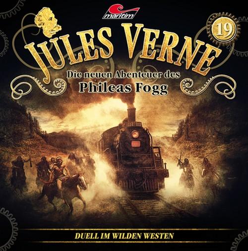 Jules Verne - Die neuen Abenteuer des Phileas Fogg (18) Duell im Wilden Westen - Maritim 2019