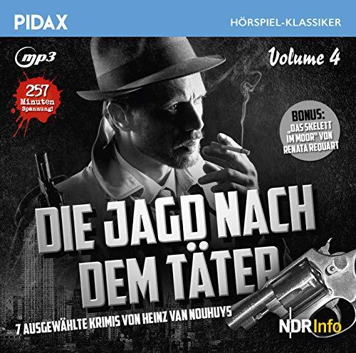 Die Jagd nach dem Täter - Staffel 4 (Heinz van Nouhuys) NDR / Pidax 2019